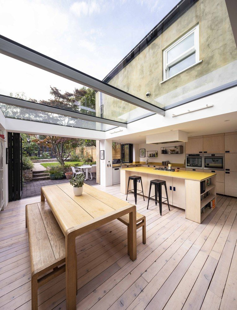 1562163598 67 london house extension with skylights and huge windows - London House Extension With Skylights And Huge Windows