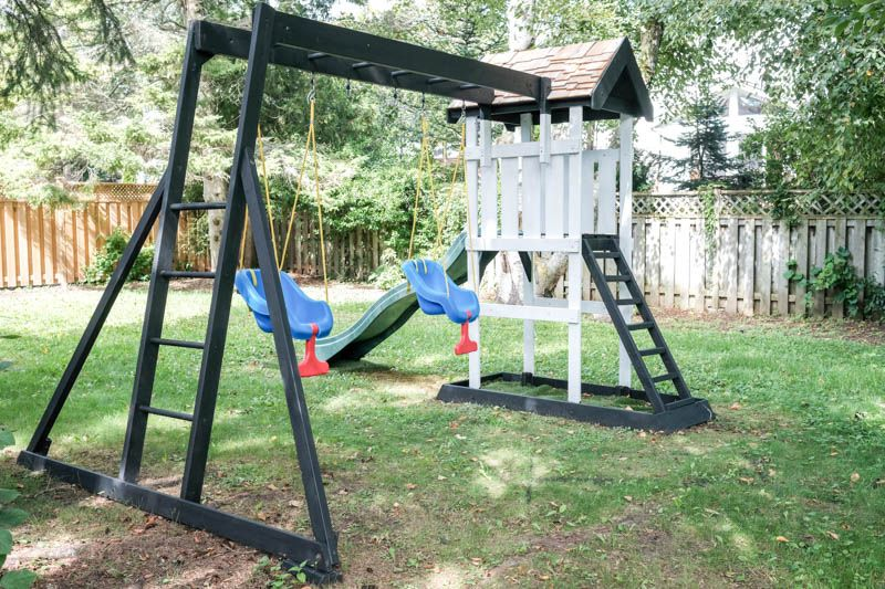 1562226821 258 how to build a great diy swing set for a perfect summer time - How To Build A Great DIY Swing Set For A Perfect Summer Time
