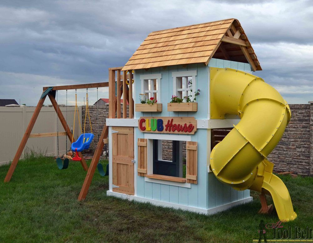 1562226821 289 how to build a great diy swing set for a perfect summer time - How To Build A Great DIY Swing Set For A Perfect Summer Time