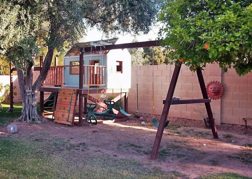 1562226821 395 how to build a great diy swing set for a perfect summer time - How To Build A Great DIY Swing Set For A Perfect Summer Time