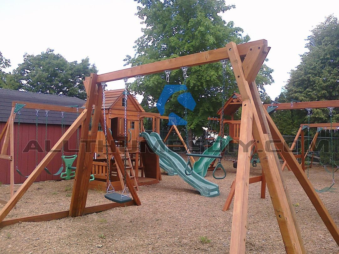 1562226821 738 how to build a great diy swing set for a perfect summer time - How To Build A Great DIY Swing Set For A Perfect Summer Time