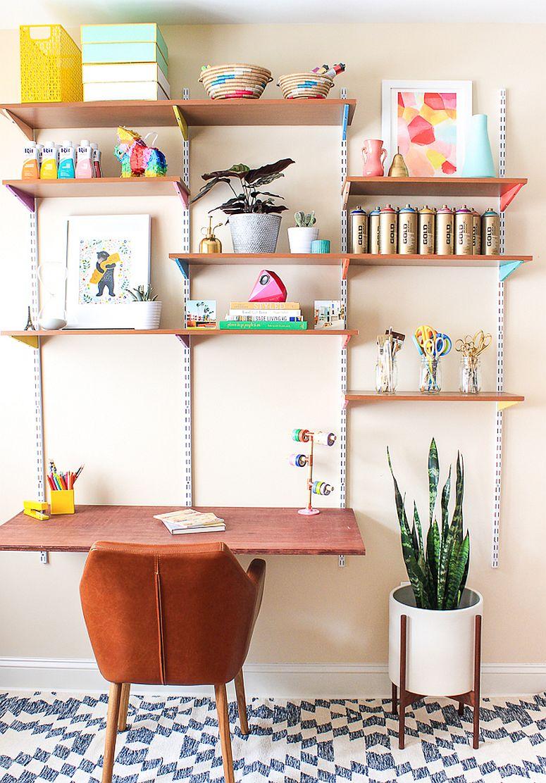1562618322 320 20 diy craft tables and desks - 20 DIY Craft Tables and Desks