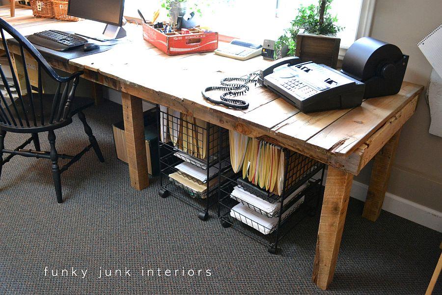1562618322 724 20 diy craft tables and desks - 20 DIY Craft Tables and Desks