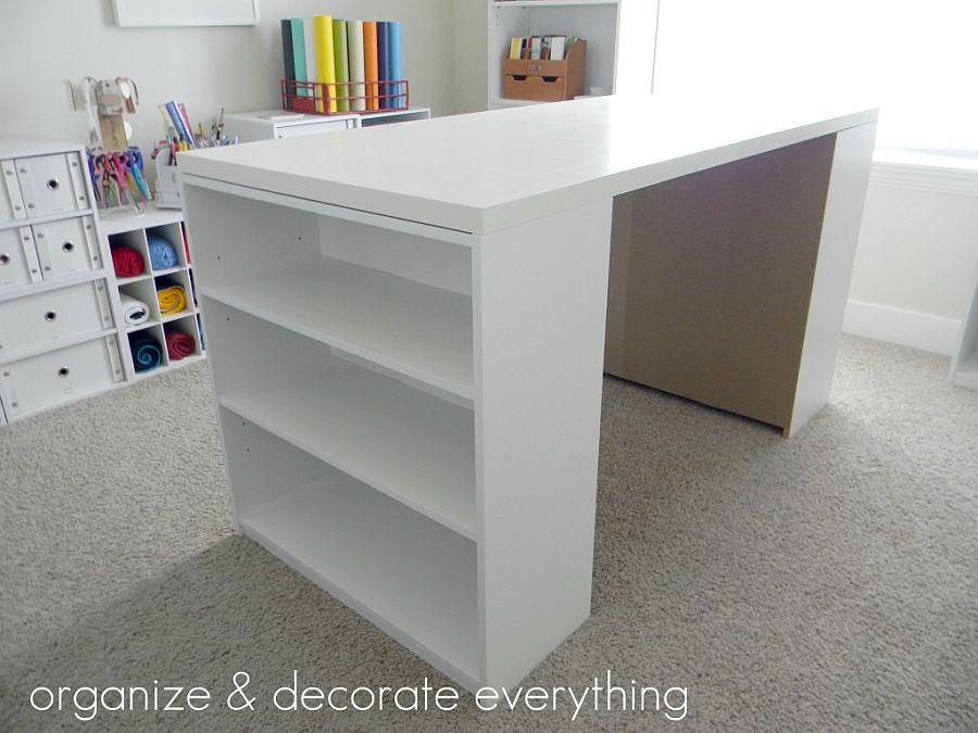 1562618322 756 20 diy craft tables and desks - 20 DIY Craft Tables and Desks