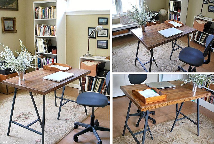 1562618322 870 20 diy craft tables and desks - 20 DIY Craft Tables and Desks