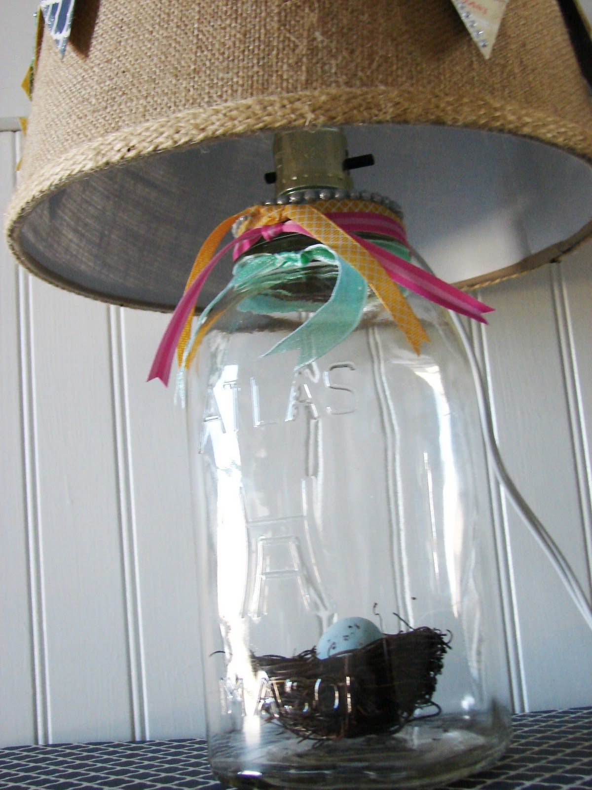 1562666620 745 20 charming projects featuring mason jar light fixtures - 20 Charming Projects Featuring Mason Jar Light Fixtures