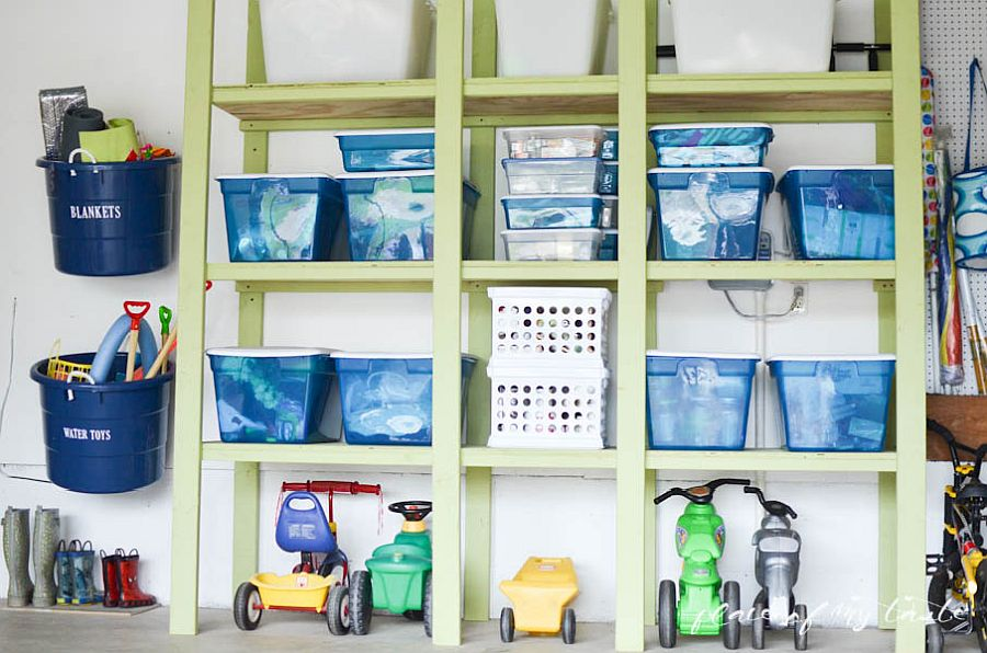 1562676627 339 25 garage organization tips and diy projects - 25 Garage Organization Tips and DIY Projects