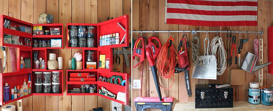 1562676627 499 25 garage organization tips and diy projects - 25 Garage Organization Tips and DIY Projects