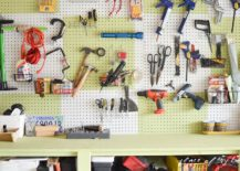 1562676627 627 25 garage organization tips and diy projects - 25 Garage Organization Tips and DIY Projects