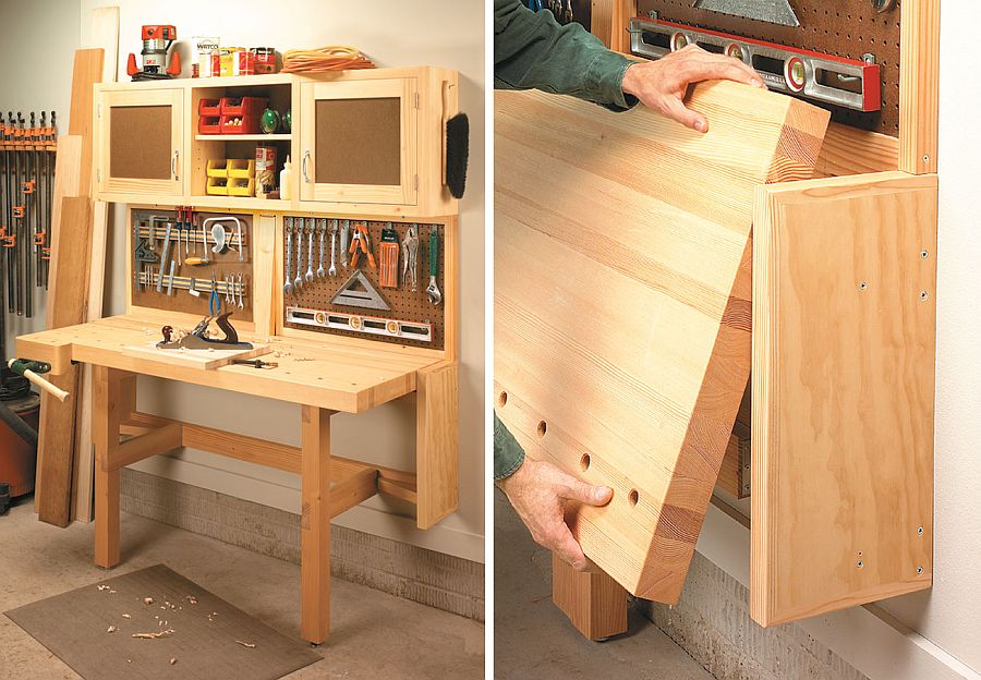 1562676628 935 25 garage organization tips and diy projects - 25 Garage Organization Tips and DIY Projects