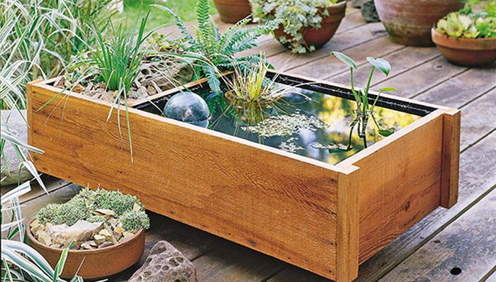 1562746613 267 how to add a water feature to your backyard diy pond ideas - How To Add A Water Feature To Your Backyard – DIY Pond Ideas