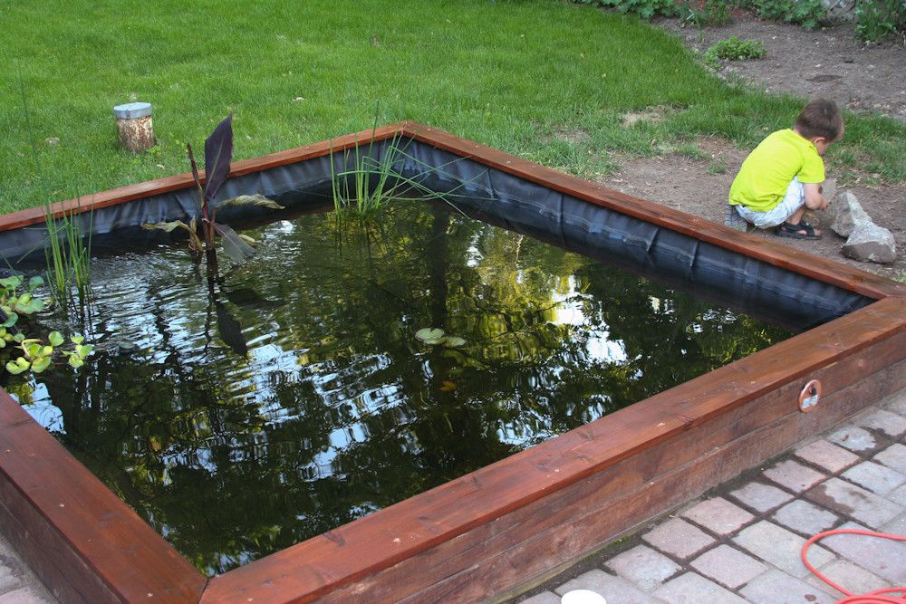 1562746613 300 how to add a water feature to your backyard diy pond ideas - How To Add A Water Feature To Your Backyard – DIY Pond Ideas