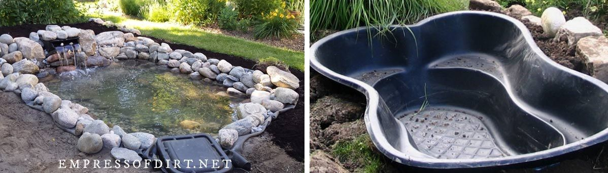 1562746613 318 how to add a water feature to your backyard diy pond ideas - How To Add A Water Feature To Your Backyard – DIY Pond Ideas