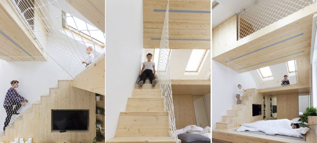 1562757768 371 15 amazing homes with nets instead of floors - 15 Amazing Homes With Nets Instead Of Floors