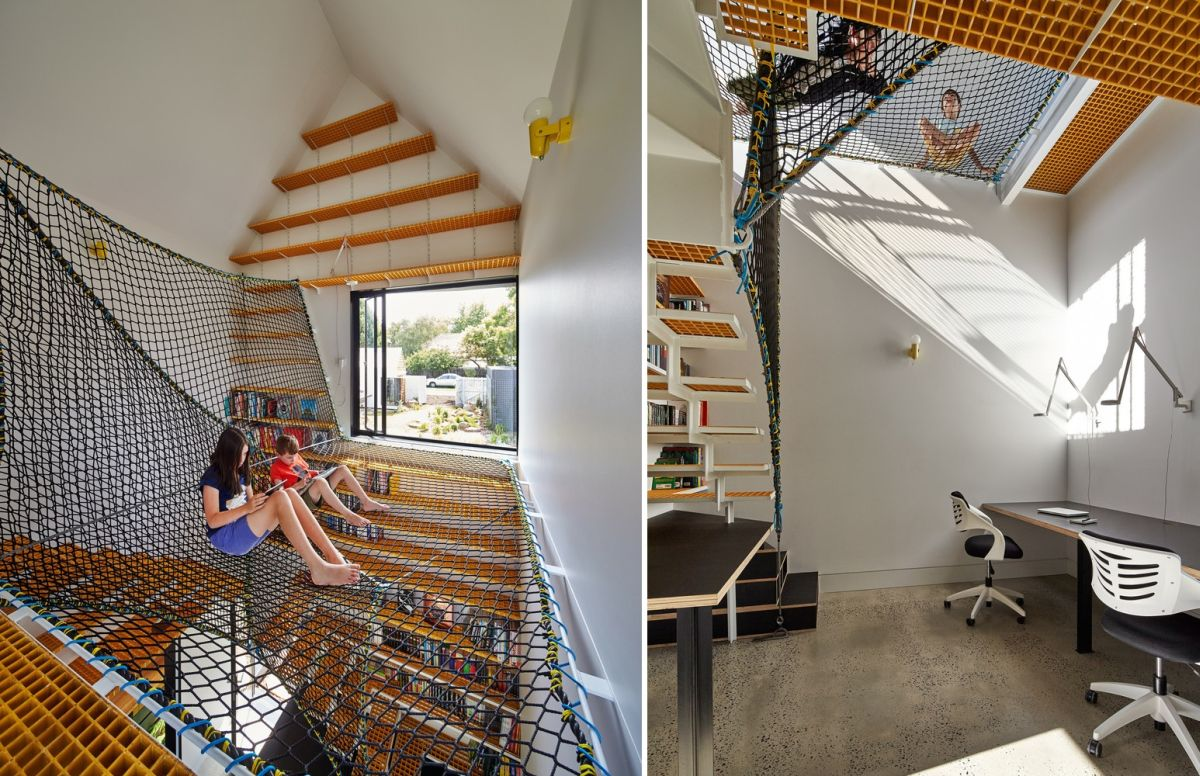 1562757768 419 15 amazing homes with nets instead of floors - 15 Amazing Homes With Nets Instead Of Floors
