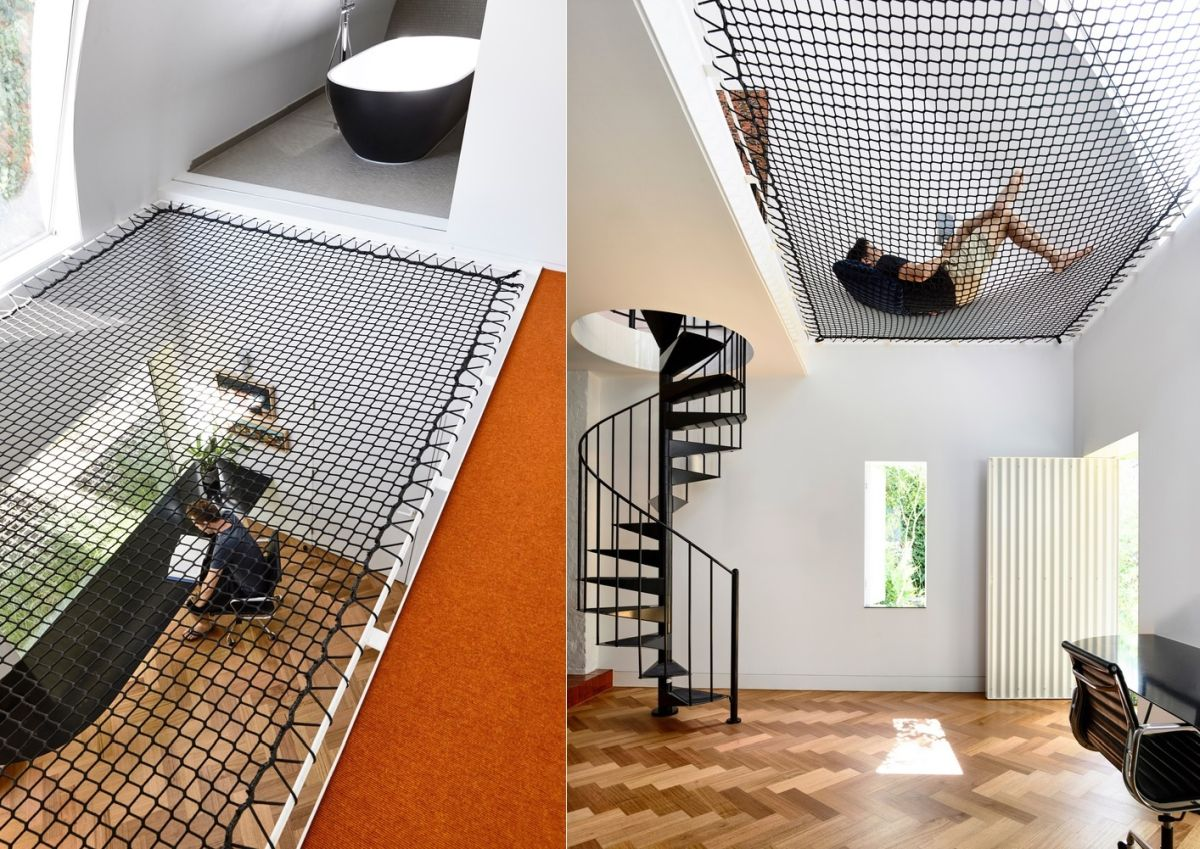 1562757768 471 15 amazing homes with nets instead of floors - 15 Amazing Homes With Nets Instead Of Floors