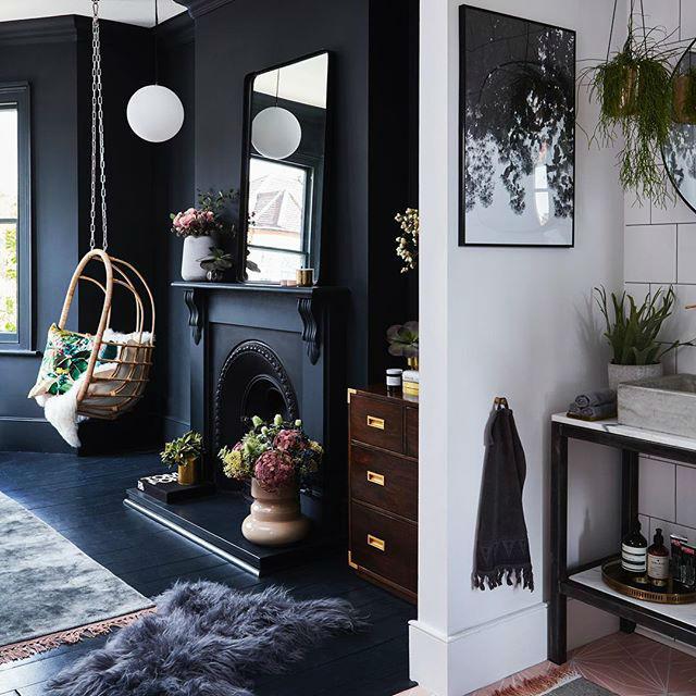 eclectic interior design idea 2