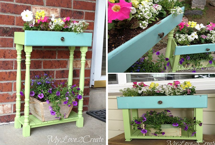 1563290188 26 27 diy flower box planters for fancy windows and beyond - 27 DIY Flower Box Planters for Fancy Windows and Beyond