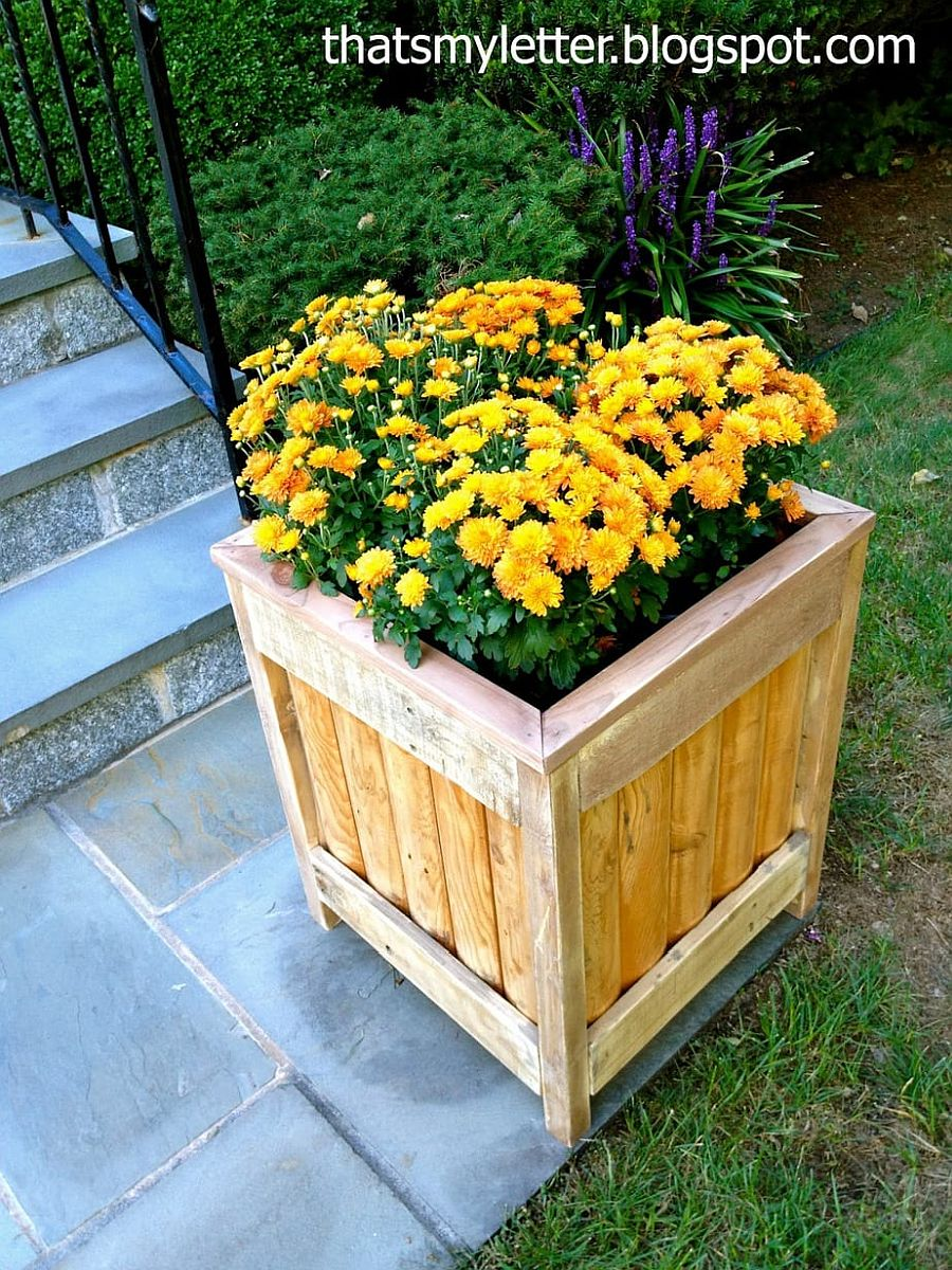 1563290188 365 27 diy flower box planters for fancy windows and beyond - 27 DIY Flower Box Planters for Fancy Windows and Beyond