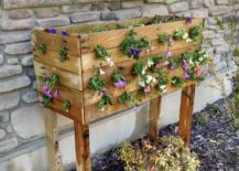 1563290188 627 27 diy flower box planters for fancy windows and beyond - 27 DIY Flower Box Planters for Fancy Windows and Beyond