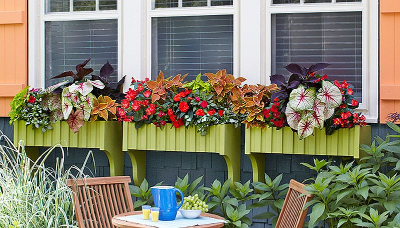 1563290188 641 27 diy flower box planters for fancy windows and beyond - 27 DIY Flower Box Planters for Fancy Windows and Beyond