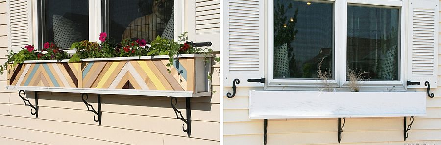 1563290188 687 27 diy flower box planters for fancy windows and beyond - 27 DIY Flower Box Planters for Fancy Windows and Beyond