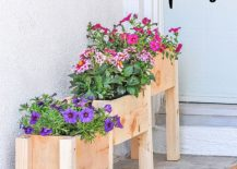 1563290188 867 27 diy flower box planters for fancy windows and beyond - 27 DIY Flower Box Planters for Fancy Windows and Beyond