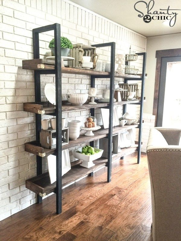 1563454869 340 10 bookshelf ideas with lots of flair and character - 10 Bookshelf Ideas With Lots Of Flair And Character