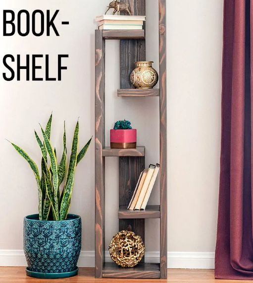 1563454869 987 10 bookshelf ideas with lots of flair and character - 10 Bookshelf Ideas With Lots Of Flair And Character