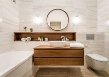 1563478667 122 25 cool bathroom color trends for summer and beyond - 25 Cool Bathroom Color Trends for Summer and Beyond