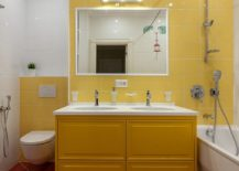 1563478667 770 25 cool bathroom color trends for summer and beyond - 25 Cool Bathroom Color Trends for Summer and Beyond