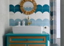 1563478668 782 25 cool bathroom color trends for summer and beyond - 25 Cool Bathroom Color Trends for Summer and Beyond
