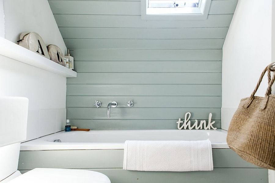 1563478668 847 25 cool bathroom color trends for summer and beyond - 25 Cool Bathroom Color Trends for Summer and Beyond
