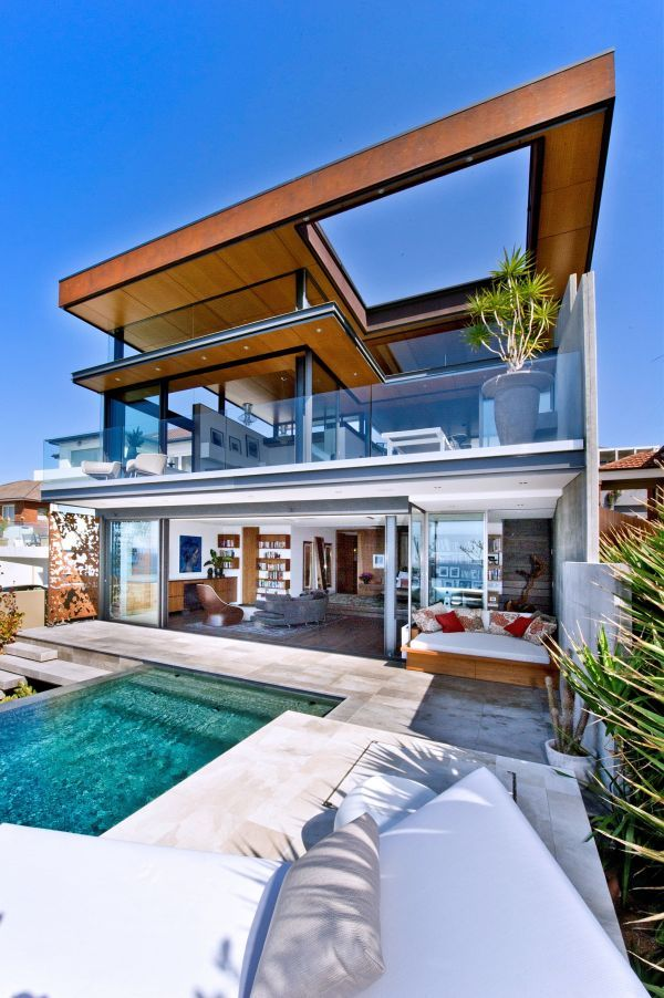 1563534935 649 35 modern house designs that look amazing from every angle - 35 Modern House Designs That Look Amazing From Every Angle