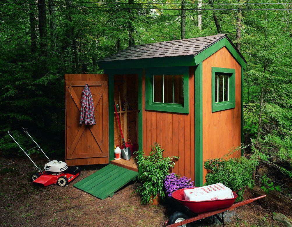 1563862481 183 how to build a small shed that looks cool on top of being practical - How To Build A Small Shed That Looks Cool On Top Of Being Practical