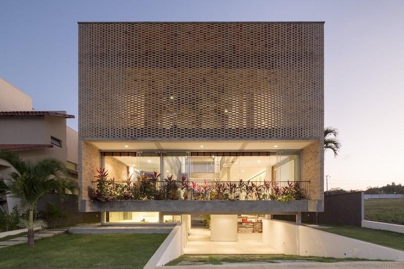 1563886716 150 perforated brick facades make a home more stylish and energy efficient - Perforated Brick Facades Make a Home More Stylish and Energy Efficient