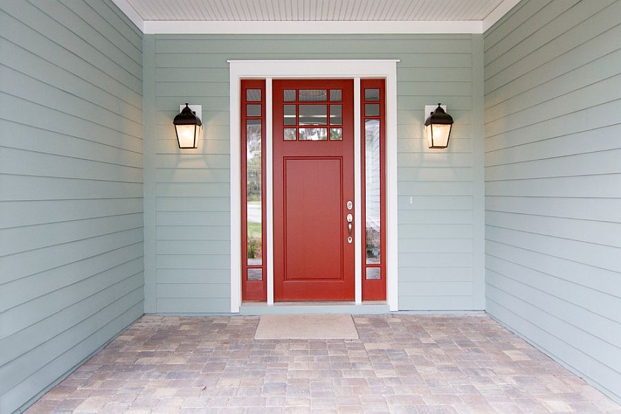 1563981779 290 right first impressions 30 trendy front doors to enliven the entry - Right First Impressions: 30 Trendy Front Doors to Enliven the Entry