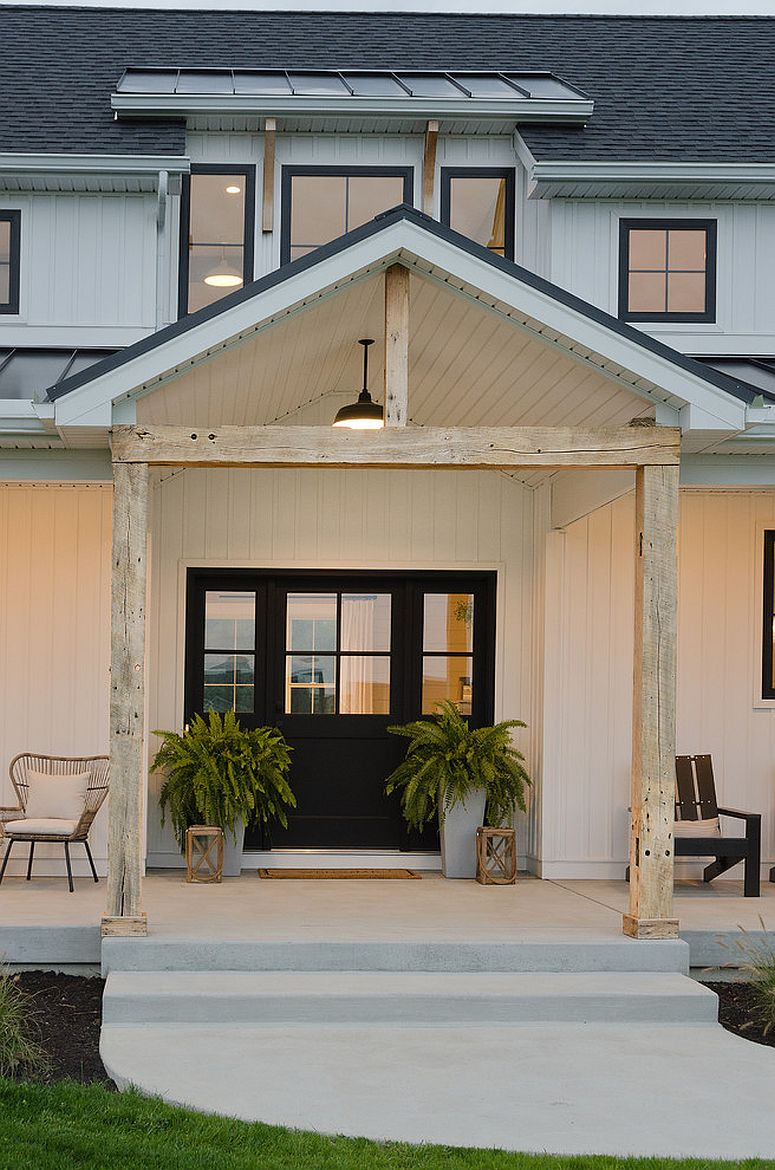 1563981779 640 right first impressions 30 trendy front doors to enliven the entry - Right First Impressions: 30 Trendy Front Doors to Enliven the Entry