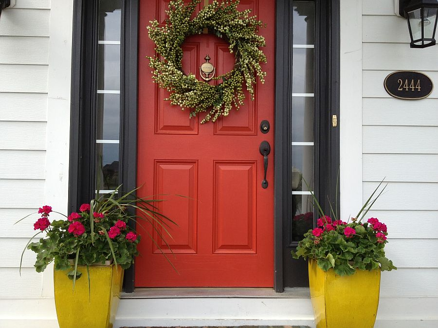 1563981781 499 right first impressions 30 trendy front doors to enliven the entry - Right First Impressions: 30 Trendy Front Doors to Enliven the Entry