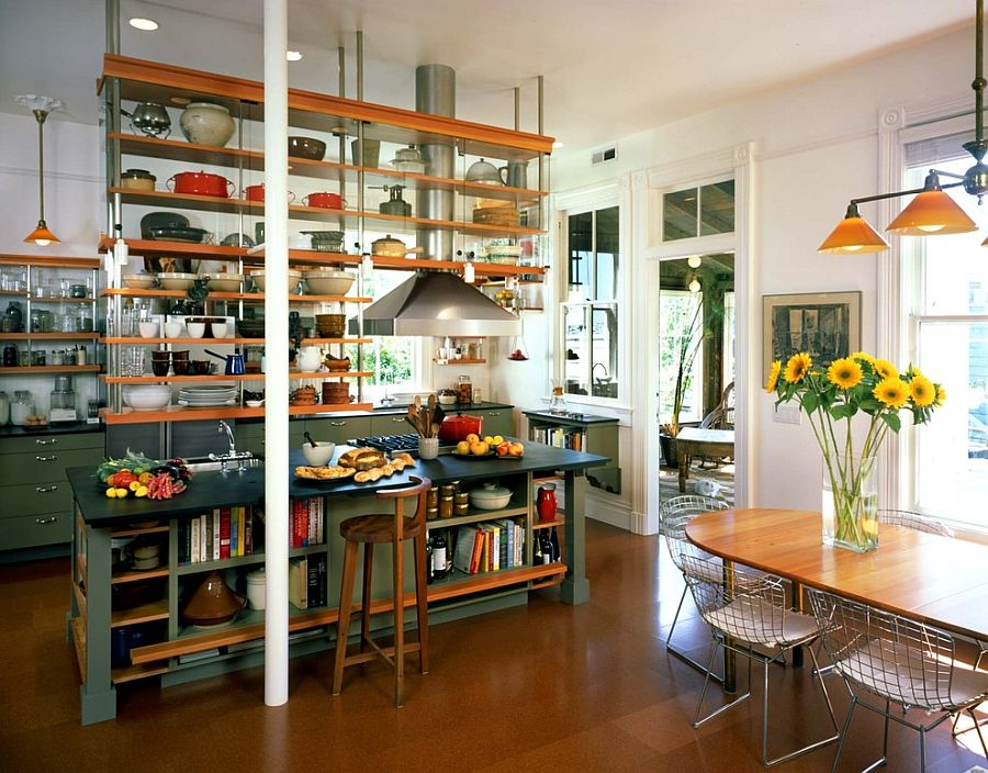 1564167087 276 75 small kitchen solutions to make them brighter and space savvy - 75 Small Kitchen Solutions to Make Them Brighter and Space-Savvy