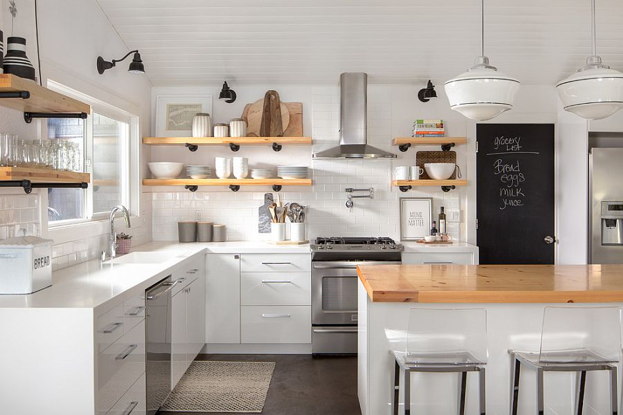 1564167087 824 75 small kitchen solutions to make them brighter and space savvy - 75 Small Kitchen Solutions to Make Them Brighter and Space-Savvy