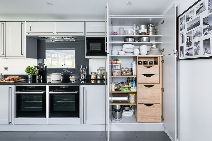 1564167089 533 75 small kitchen solutions to make them brighter and space savvy - 75 Small Kitchen Solutions to Make Them Brighter and Space-Savvy