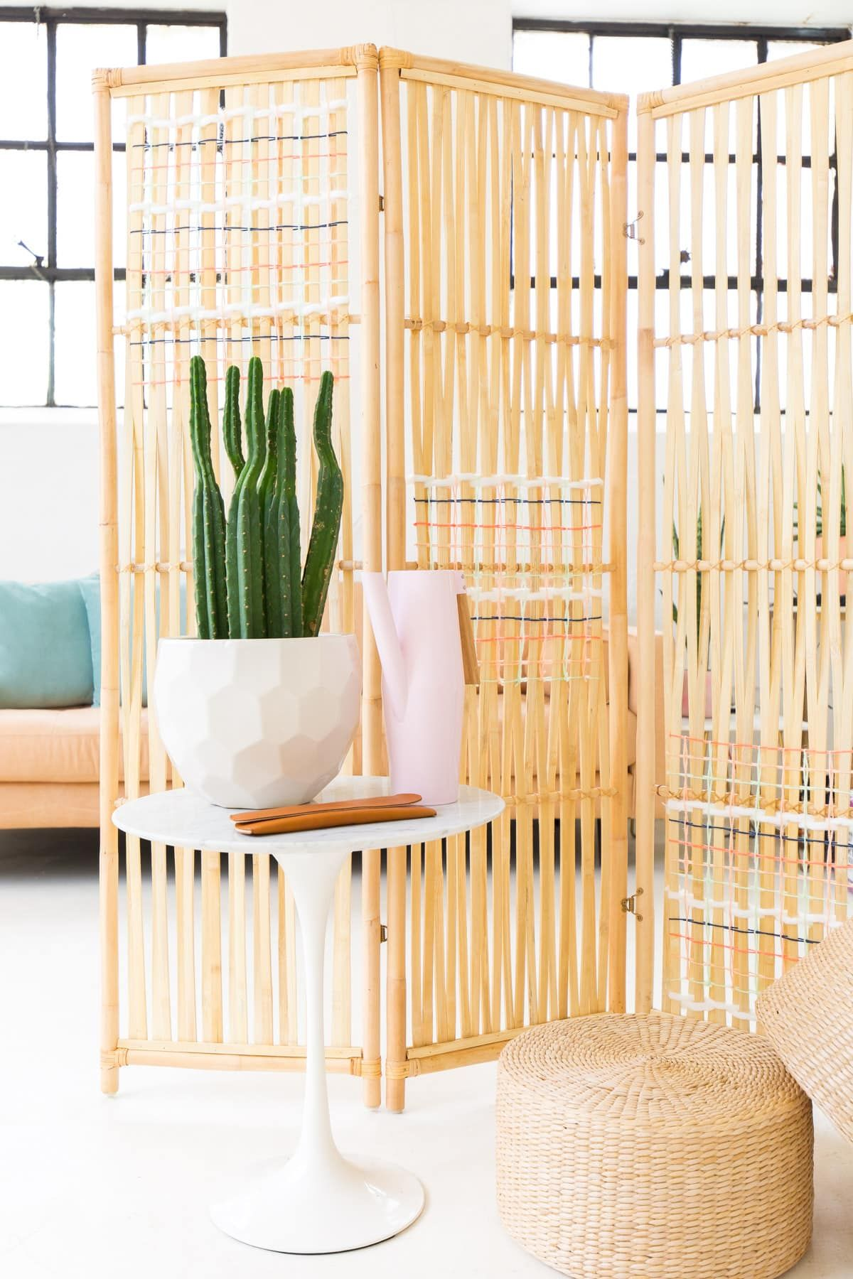 1564566419 782 diy room divider ideas that let you reinvent your home - DIY Room Divider Ideas That Let You Reinvent Your Home