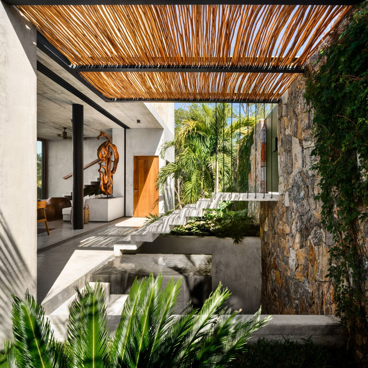 1564568474 200 6 creative ways to use bamboo in architecture and interior design - 6 Creative Ways To Use Bamboo In Architecture And Interior Design