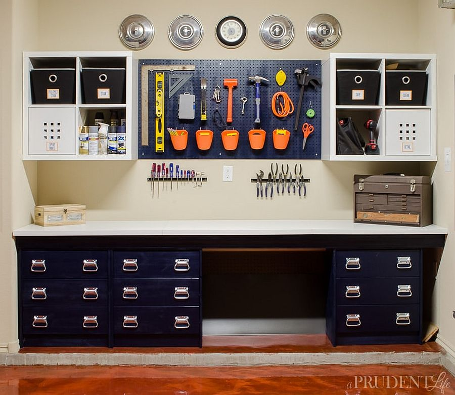 25 garage organization tips and diy projects - 25 Garage Organization Tips and DIY Projects
