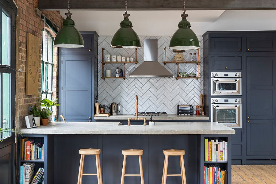 75 small kitchen solutions to make them brighter and space savvy - 75 Small Kitchen Solutions to Make Them Brighter and Space-Savvy