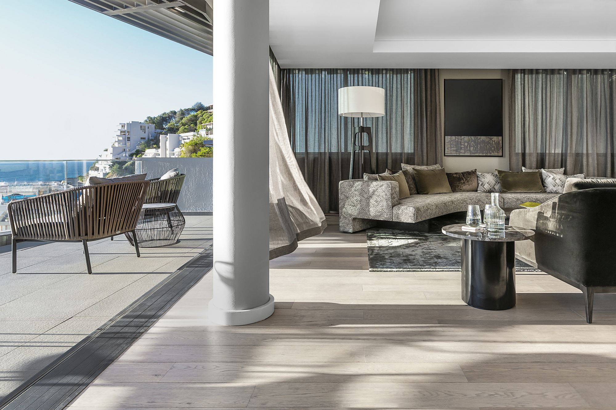 quiet sophistication draped in the best of cape town stunning clifton 301 by okha - Quiet Sophistication Draped in the Best of Cape Town: Stunning Clifton 301 by OKHA