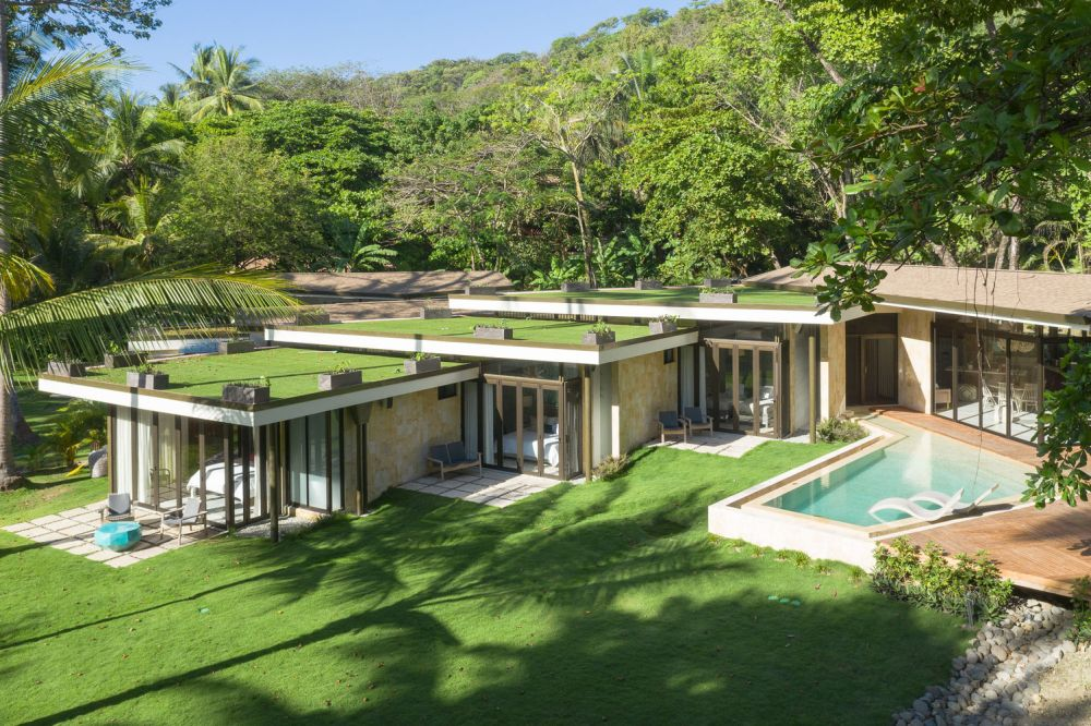 two amazing houses shaped by the amazing costa rican landscape - Two Amazing Houses Shaped by The Amazing Costa Rican Landscape