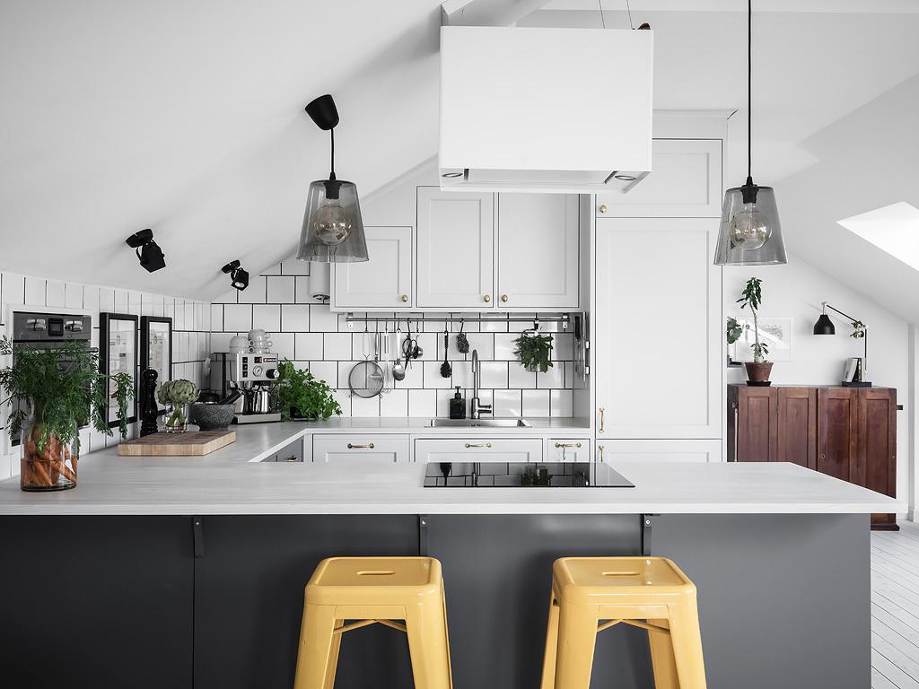 10 ways to create a scandinavian kitchen - 10 Ways to Create A Scandinavian Kitchen