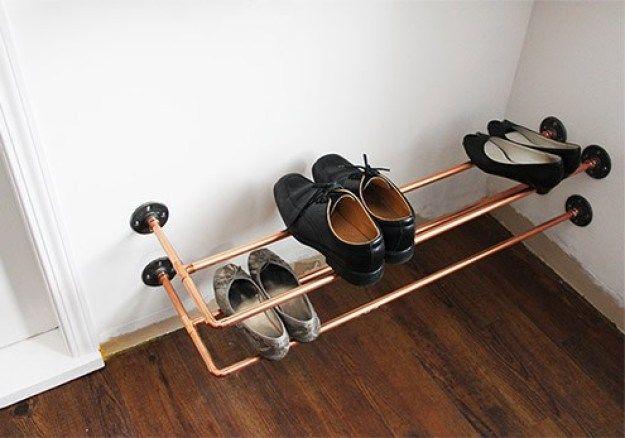 12 amazing shoe storage ideas you should definitely check out - 12 Amazing Shoe Storage Ideas You Should Definitely Check Out